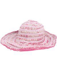 Love Moschino - Hat - Lyst
