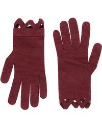 Alaïa - Gloves - Lyst