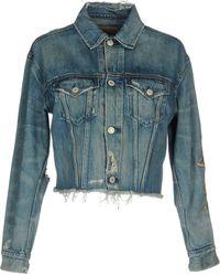 Denim & Supply Ralph Lauren - Denim Outerwear - Lyst