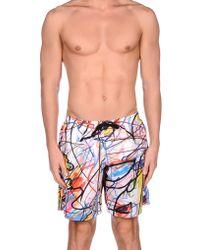 Jeremy Scott - Swimming Trunks - Lyst