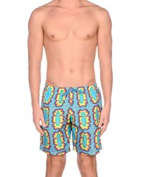 Jeremy Scott - Swim Trunks - Lyst