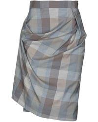 Vivienne Westwood Red Label - Knee Length Skirt - Lyst