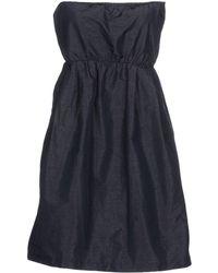 Jijil - Short Dress - Lyst