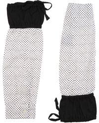 Ann Demeulemeester Sleeves - White