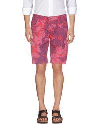 Jeckerson - Bermuda Shorts - Lyst