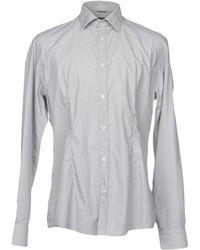 Grey Daniele Alessandrini | Shirts | Lyst
