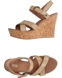 UGG - Sandals - Lyst