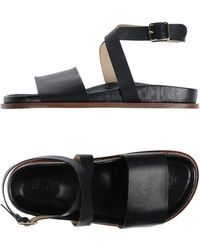 Theory - Sandals - Lyst