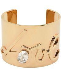 Lanvin - Bracelets - Lyst