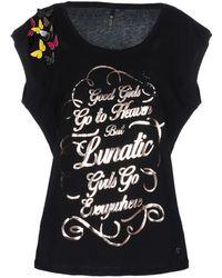 Lunatic - T-shirt - Lyst