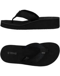 Teva - Toe Strap Sandals - Lyst