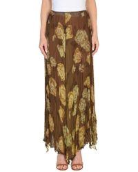 La Perla - Long Skirt - Lyst