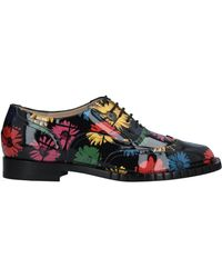 Moschino - Lace-up Shoes - Lyst