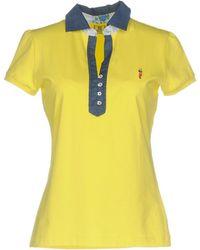 Cooperativa Pescatori Posillipo - Polo Shirt - Lyst