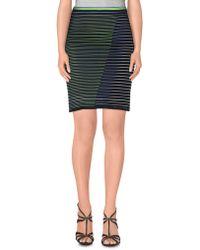167f4917d22296 Alexander Wang - Knee Length Skirt - Lyst