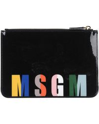 MSGM - Pouches - Lyst