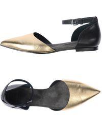 Brunello Cucinelli - Ballet Flats - Lyst