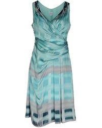 Armani - Knee-length Dress - Lyst