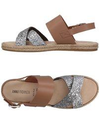 Anna Fidanza - Sandals - Lyst