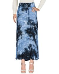 b508d45cae Women's Enza Costa Skirts - Lyst
