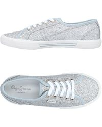 Pepe Jeans - Low-tops & Trainers - Lyst