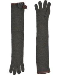 Blugirl Blumarine - Gloves - Lyst