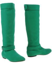 Blumarine Boots