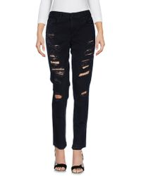 Genetic Denim - Denim Trousers - Lyst