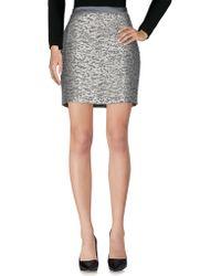 Custommade• - Knee Length Skirt - Lyst