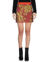 Emanuel Ungaro - - Sequinned Mini Skirt - Women - Acetate/rayon/other Fibres - 40 - Lyst