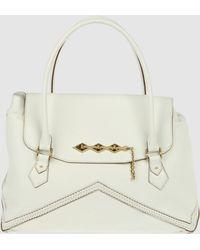 Ballantyne - Large Leather Bag - Lyst