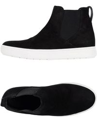 Vince - Sneakers abotinadas - Lyst
