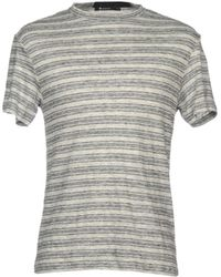 T By Alexander Wang - T-shirt - Lyst