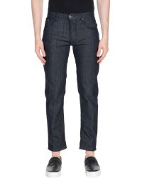 Imperial - Denim Trousers - Lyst