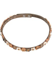Replay - Necklace - Lyst