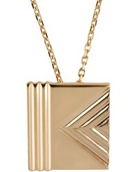 KENZO - Necklace - Lyst