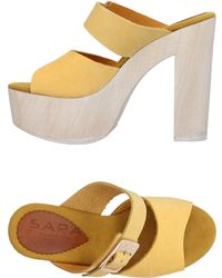 SARA® COLLECTION - Mules - Lyst