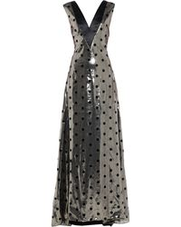 Genny - Long Dress - Lyst
