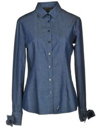 The Seafarer - Denim Shirts - Lyst