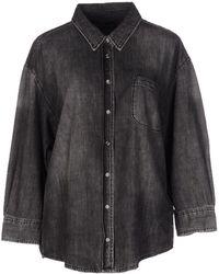 Meltin' Pot - Denim Shirt - Lyst