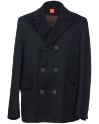BOSS Orange - Overcoats - Lyst
