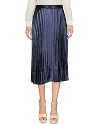 Vero Moda - 3/4 Length Skirts - Lyst