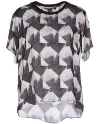 Theyskens' Theory   Blouse   Lyst