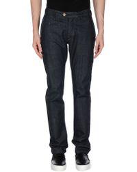 0/zero Construction - Denim Trousers - Lyst