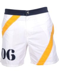 Façonnable - Swim Trunks - Lyst