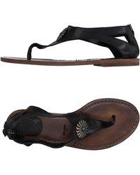 HTC | Toe Strap Sandals | Lyst