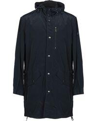 Armani Jeans - Overcoat - Lyst