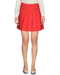 Hood By Air - Mini Skirt - Lyst
