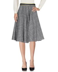 Alice San Diego | 3/4 Length Skirt | Lyst