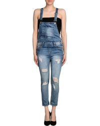 Odi Et Amo - Pant Overall - Lyst